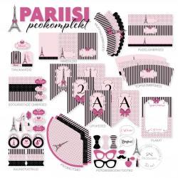 Prinditav komplekt - Pariis