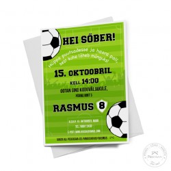 Kutse - Jalgpall
