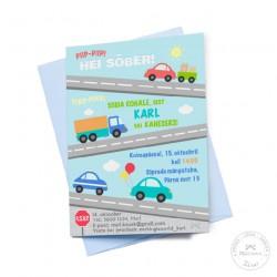 Prinditav kutse - Liiklus