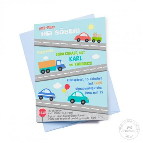 Kutse - Liiklus